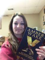 Amber Wake: Gabriel Falling Supporter