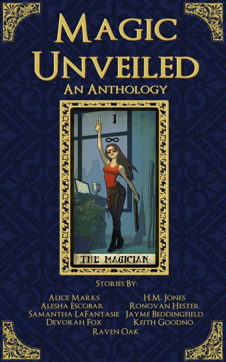 Magic Unveilled Cover